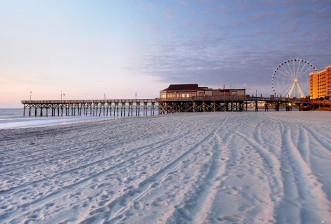 Myrtle Beach is a coastal city on the east coast of the United States and is considered to be a major tourist destination in the southeastMore Myrtle Beach Images